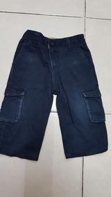 Pantalon Nautica Niño Azul
