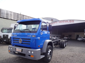 Vw 17180 Worker Truck Ano 2011 - 6x2