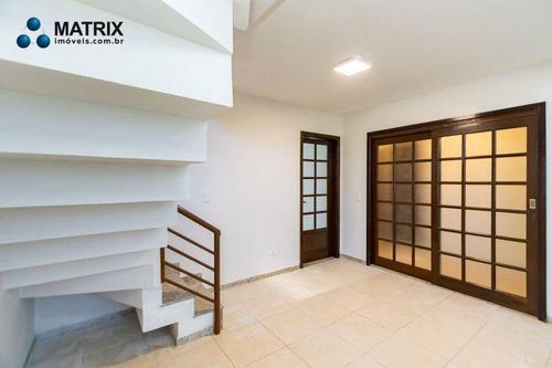 Imagem 1 de 30 de Casa Com 3 Dormitórios À Venda, 204 M² Por R$ 1.150.000,00 - Bacacheri - Curitiba/pr - Ca0001