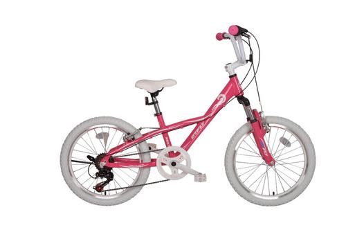 Bicicleta Aluminio Niño Dtfly Mba305r Rosado