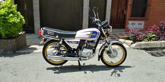 Repuestos Tr 125 Suzuki
