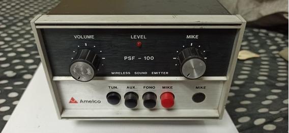 Pre Amplificador Amelco Psf-100