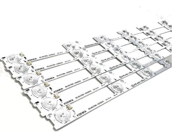 Kit Completo Barras De Led Dl4844 Dl4845 48l2400 48l5400