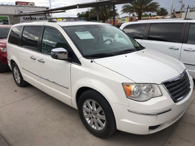 Chrysler Town & Country 4.0 Limited Blanca