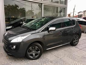 Peugeot 3008 Hdi Tiptronic / $ 350000 Y Cuotas /