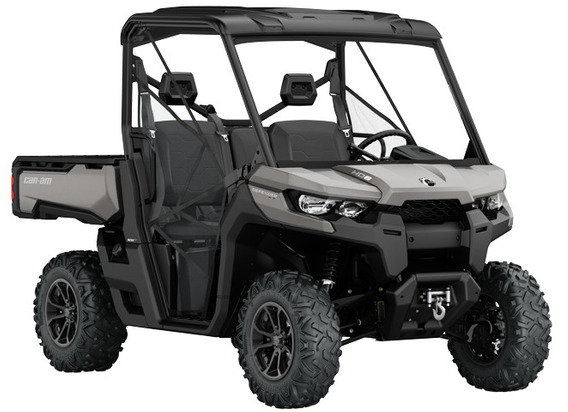 Can Am Defender Hd 10 Xt Financia En Pesos Sin Interes