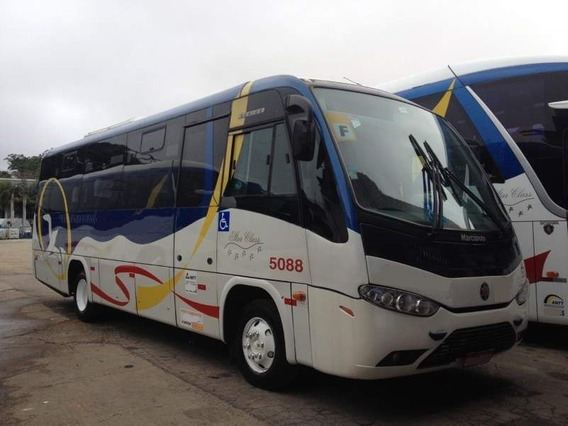 Micro Sênior Volks Bus Mwm Único Dono Fretamentos Seminovo