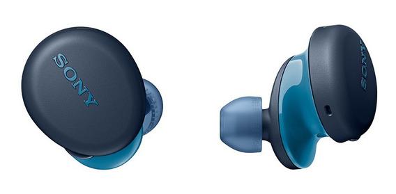 Fone De Ouvido Sony Com Bluetooth E Extra Bass Wf-xb700 Azu