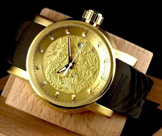 Relógio Invicta Yakuza 12790 Automático O R I G I N A L