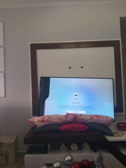 Tv Samsung Tela Trincada Mod. 55ru7100, Comprada Dez/2019