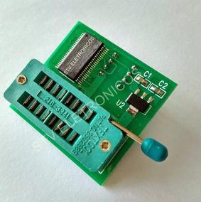 1.8v Adaptador G540 Tl866cs Ezp2010 Rt809f Flash Spi