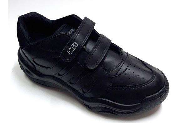 Zapatillas Escolares Chicos Plumitas Art 2076 34/37