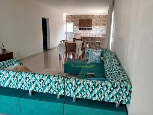Imagem 1 de 6 de Chácara Com 3 Dormitórios À Venda, 400 M² Por R$ 318.000,00 - Tijuco Preto - Caçapava/sp - Ch0275