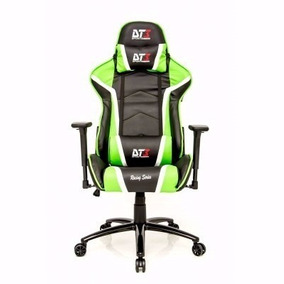 Cadeira Gamer Dt3 Sports Modena Black Green