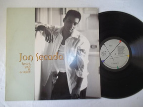 Vinil Lp - Jon Secada - Heart Soul & Voice - Pop Internacion