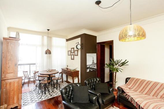 Apartamento Para Aluguel - Vila Augusta, 3 Quartos, 92 - 893017425
