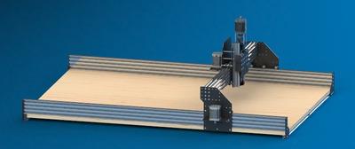 Diseño De Equipos Cnc Router, Retrofit, Reparación, Mach3