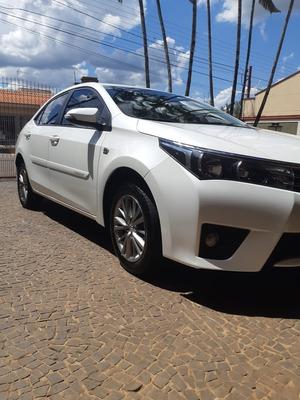 Corolla Xei 2.0 Multi Drive Flex Automático 2016 Branco