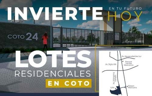 Terrenos En Pre-venta Al Sur En San Gerardo. A Plazos, Aprovecha Financiamiento.