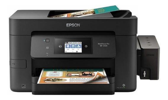 Impresora Multifuncional Epson Wf Pro 3720 Sistema De Tinta