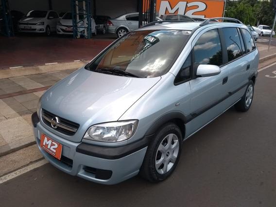 Chevrolet Zafira 2.0 Mpfi Expression 8v Flex 4p Automático