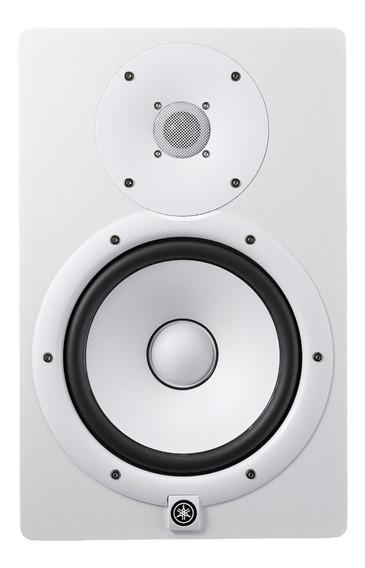 Monitor Yamaha Hs8 Modelo I Branco 110v Atelie Do Som