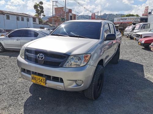 Toyota Hilux 2.5 Diésel 4x4