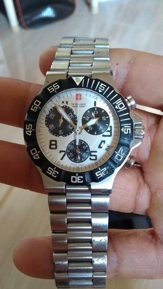 Vendo Relógio Victorinox Summit Xit Chono 241339 Qurtzo