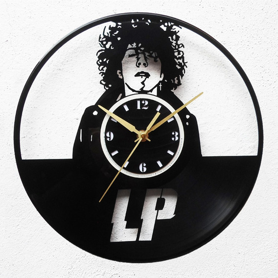 Reloj De Disco Vinil Acetato Lost On You Lp Laura Pergolizzi