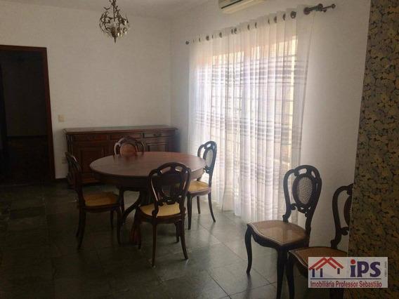 Casa À Venda, 198 M² Por R$ 620.000,00 - Cidade Universitária - Campinas/sp - Ca1383