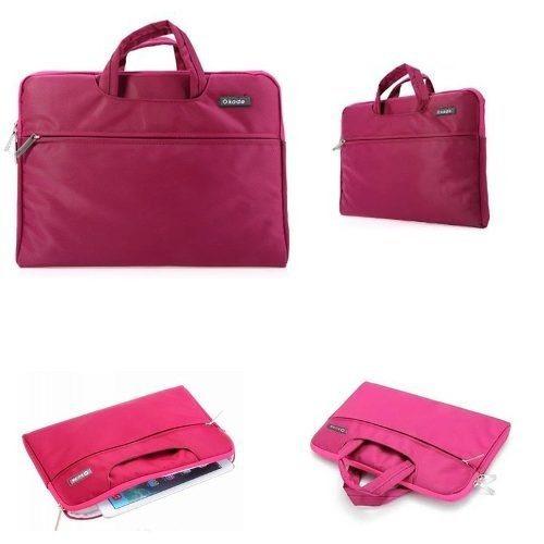 Bolsa Para Notebook Bag Universal 15 Luxo - Okade (rosa) -g