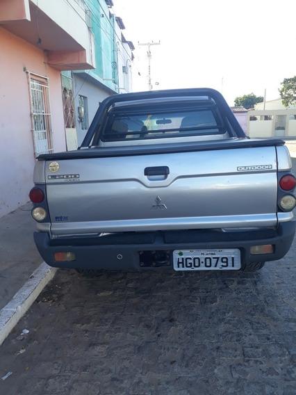 Mitsubishi L200 2.5 Outdoor Hpe Cab. Dupla 4x4 4p 2007