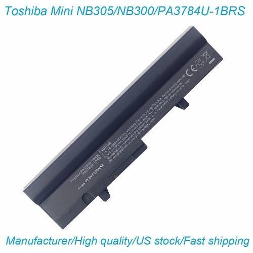 Bateria Par Toshiba Mini Nb305 Nb304 Nb303 Nb302 Nb301 Nb300