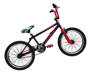 Bicicleta Rodado 20 Venzo Inferno Freestyle Bmx Niños
