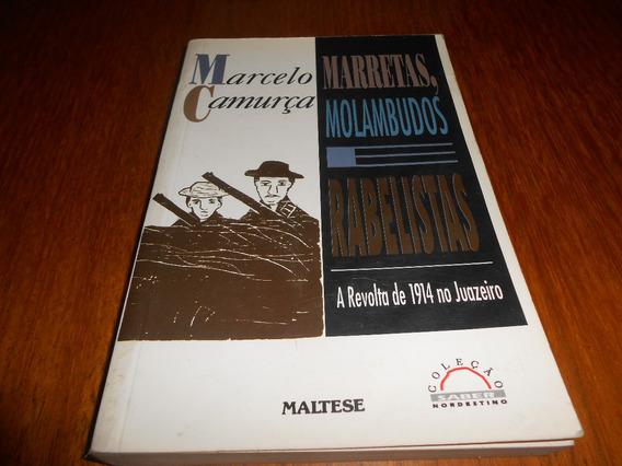 Livro A Revolta De 1914 De Juazeiro.