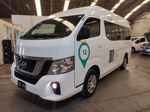 Imagen 1 de 15 de Nissan Urvan 2018 2.5 15 Pas Amplia Aapack Seg Mt