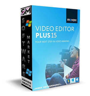 Movavi Video Editor Plus 15