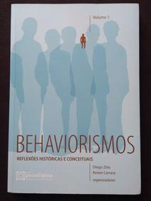 Livro Behaviorismos