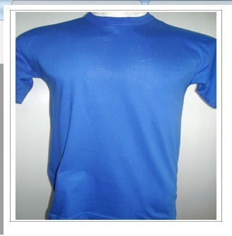 Remera Azul Francia Talle 6