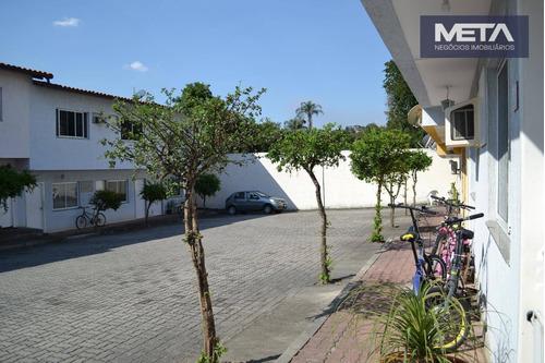 Casa À Venda, 114 M² Por R$ 190.000,00 - Praça Seca - Rio De Janeiro/rj - Ca0013