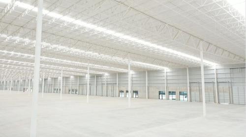 Imagen 1 de 15 de Bodegas Industriales Para Industria Pesada, Cross Dock, Usos