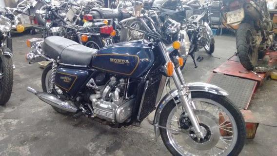 Honda Goldwing 1000 - Gl 1000 - Placa Preta