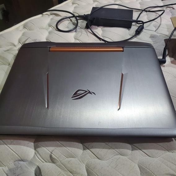 Notebook Asus G752vs 17 Polegadas Gtx1070