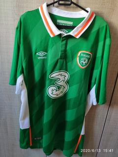 Camisa Seleção República Da Irlanda