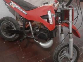Mini Moto Cross 49cc Infantis