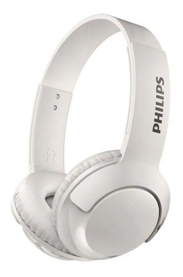 Fone De Ouvido Bluetooth Philips Shb3075 Academia