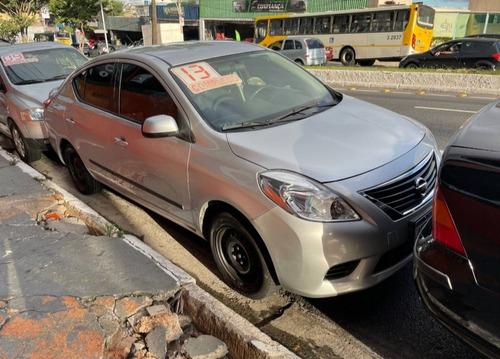 Nissan Versa 2013 1.6 16v Sv Flex 4p