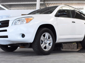 Rav4 2.4 Base 3a. Fila De Asientos Ideal Para La Familia