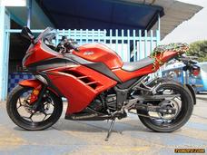 Kawasaki Ninja 250r Ninja 250r