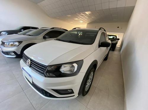 Imagen 1 de 8 de Volkswagen Saveiro 1.6 Comfortline Doble Cabina